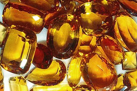 Солнечный камень цитрин