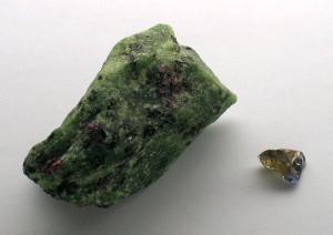 Магические свойства камня танзанит