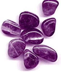 Сиреневый камень аметист