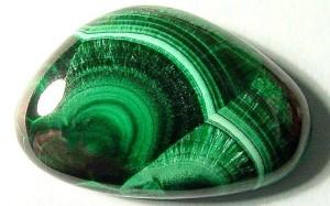 Темно-зеленый малахит