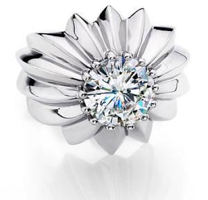 Алмаз в украшении