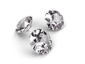 Алмазы для украшений