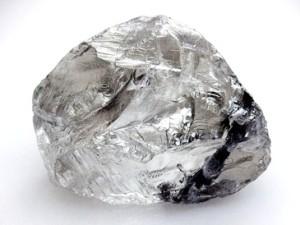 Натуральный минерал алмаз
