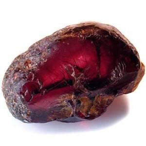 Натуральный минерал родолит