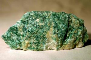 Камень лиственит