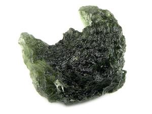 Камень молдавит