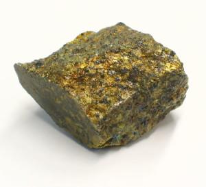 Натуральный халькопирит