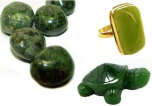 Камень для привлечения удачи - нефрит