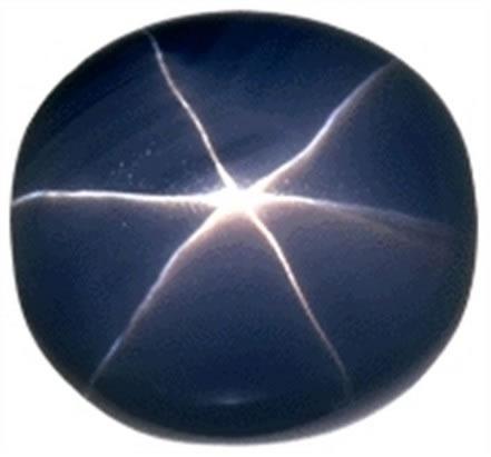 Сапфир Звезда Индии