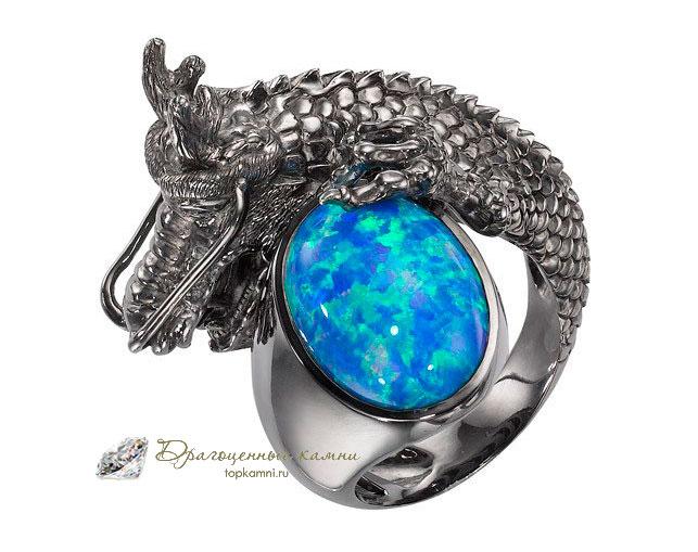 Перстень-Дракон