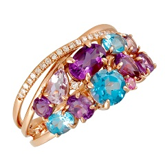 Украшение на Hong Kong Jewellery & Gem Fair 2014 (производитель - Гонконг)