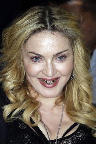 Грилзы Мадонны