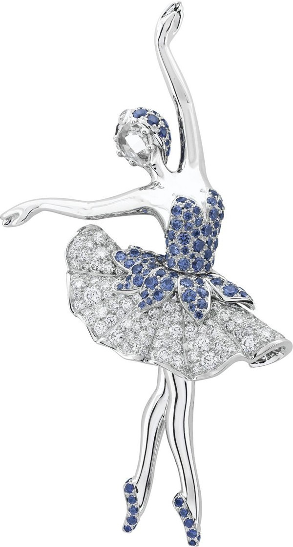 Танцовщица на пуантах