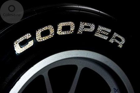 Алмазные покрышки от Cooper Tire