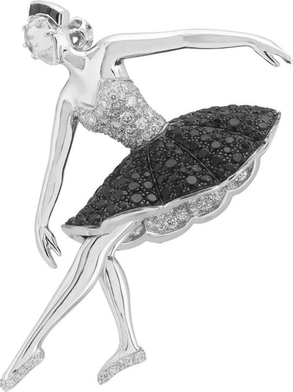 Танцовщица в движении